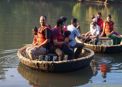 Coracle / Boating